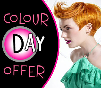 Hair Colour – 30% OFF