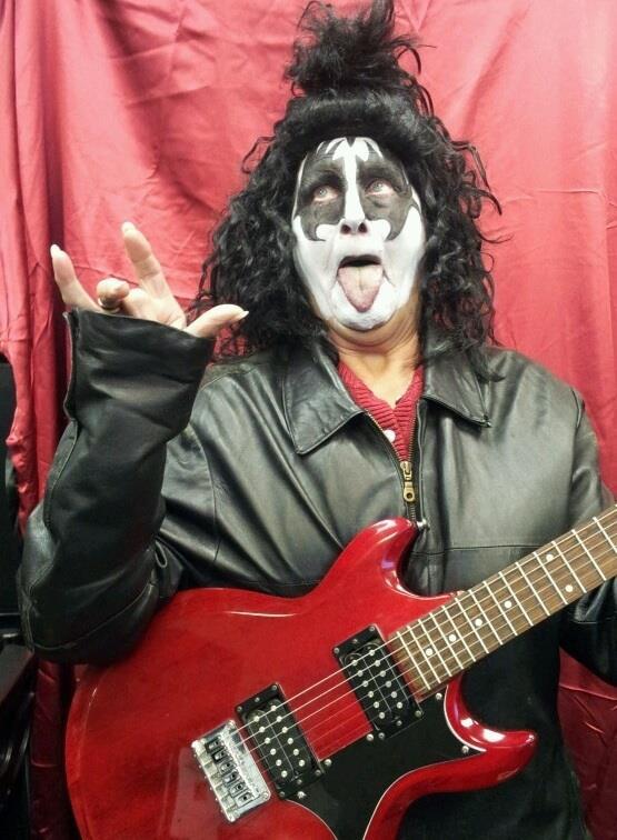 rock band kiss gene simmons