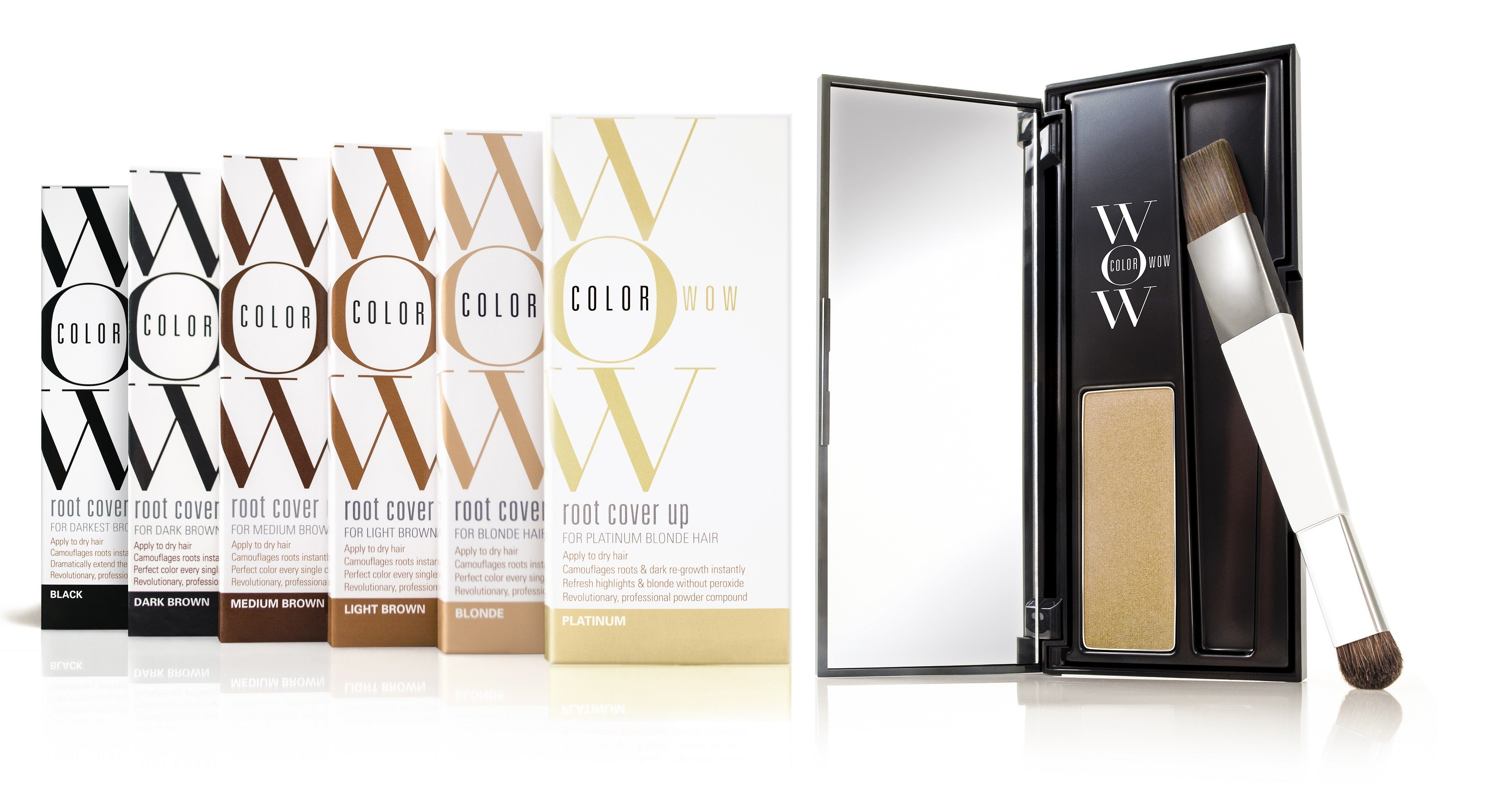 Color WOW Root Cover Up at Salon-M!