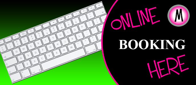 online booking promo