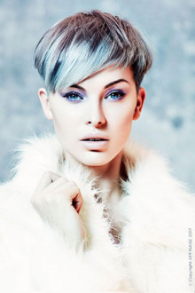 short party hairstyles at salon m hairdressers in liverpool