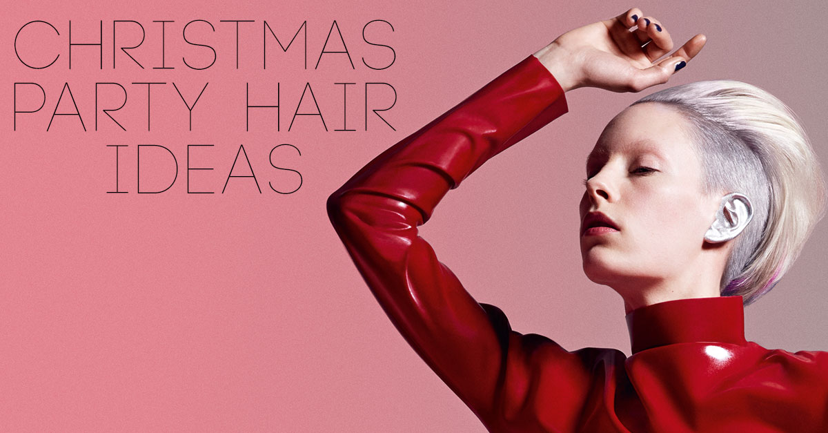 Christmas-Party-Hair-Ideas-at salon m liverpool