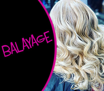 Balayage Hair Colour at Salon-M Hairdressers in Wallasey, The Wirral