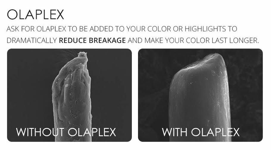 OLAPLEX™ Hair Treatments at Salon M Hairdressers on The Wirral