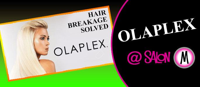 olaplex hair treatments at salon m hair salon on the wirral