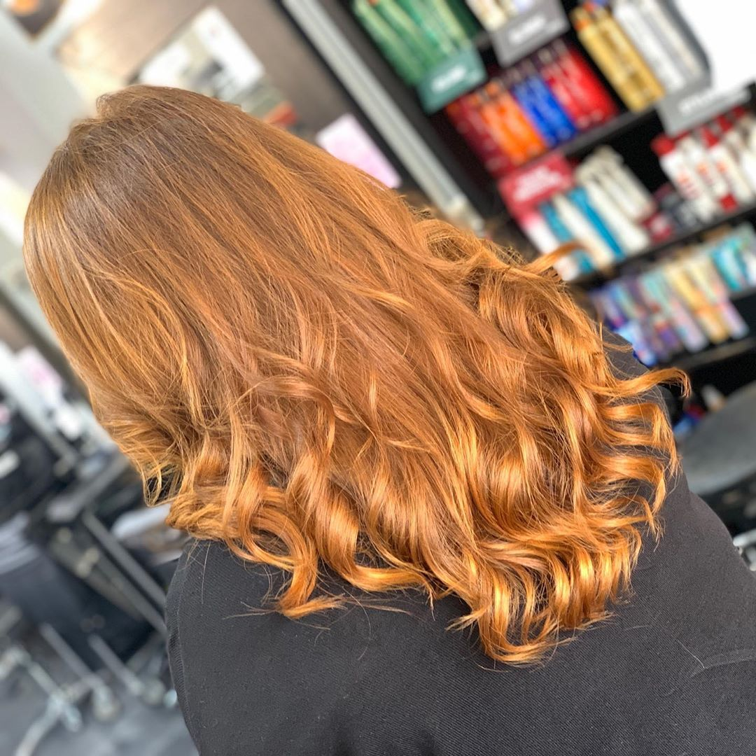 Classic Balayage hair colour packages at Salon M Wallasey