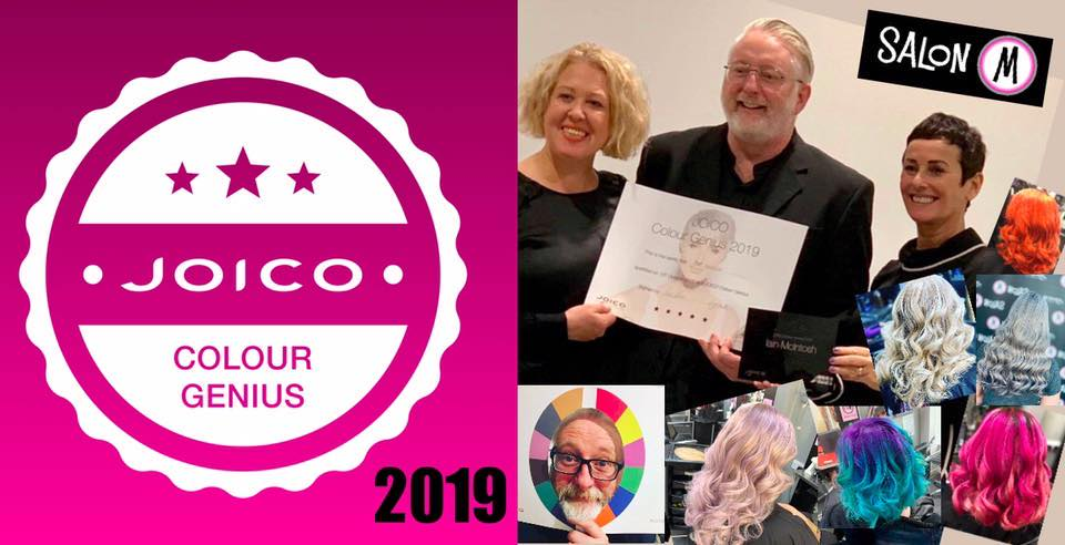 are proud to be one of a select few salons in the UK who are home to a Joico Colour Genius.
