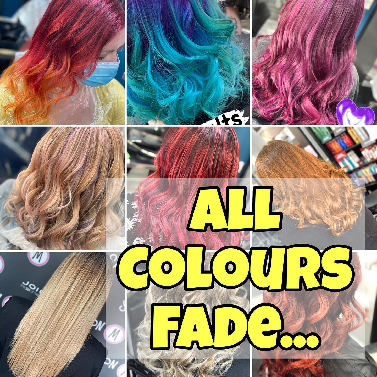 How To Look After Your Vivid Hair Colour