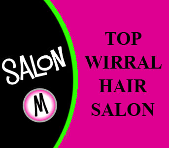 Salon-M Rated Top Hair Salon In The Wirral!