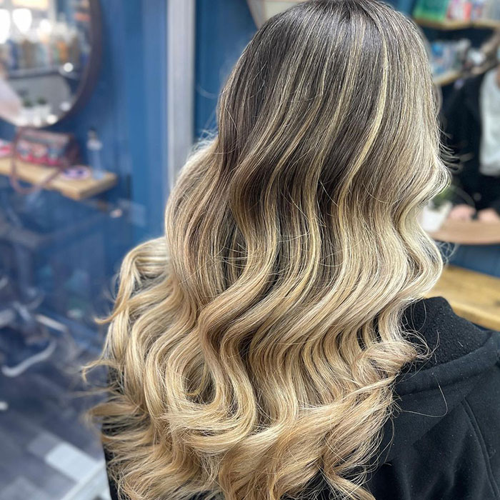 Balayage Hair Colour Packages At Salon-M Hair Salon, Wallasey, The Wirral