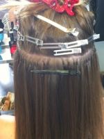 bonded fusion hair extensions in wallasey